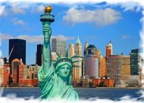 Нью-Йорк из Киева за 374$