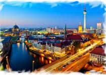 В Берлин из Питера за 95$
