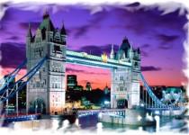 Лондон из Варшавы