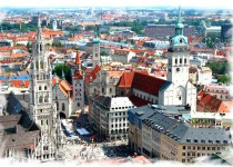 Москва-Мюнхен от 165$