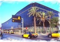 Такси из аэропрота Барселоны
