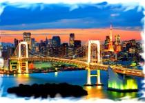 Токио из Праги и Варшавы