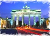 Берлин из Москвы 118 евро