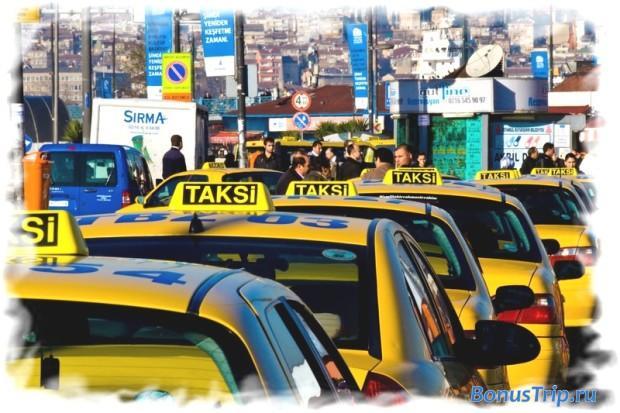 Как добраться до аэропорта Ататюрк - стамбульское такси