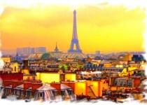 Париж из Варшавы
