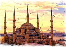 Стамбул из Москвы