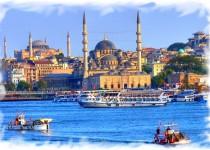 Стамбул из СПб 158