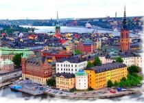 Стокгольм из Минска 115 евро