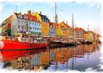 Рига -Копенгаген фото
